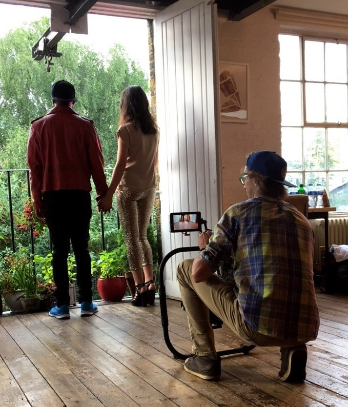 First video for Mico/Universal Music wrapped