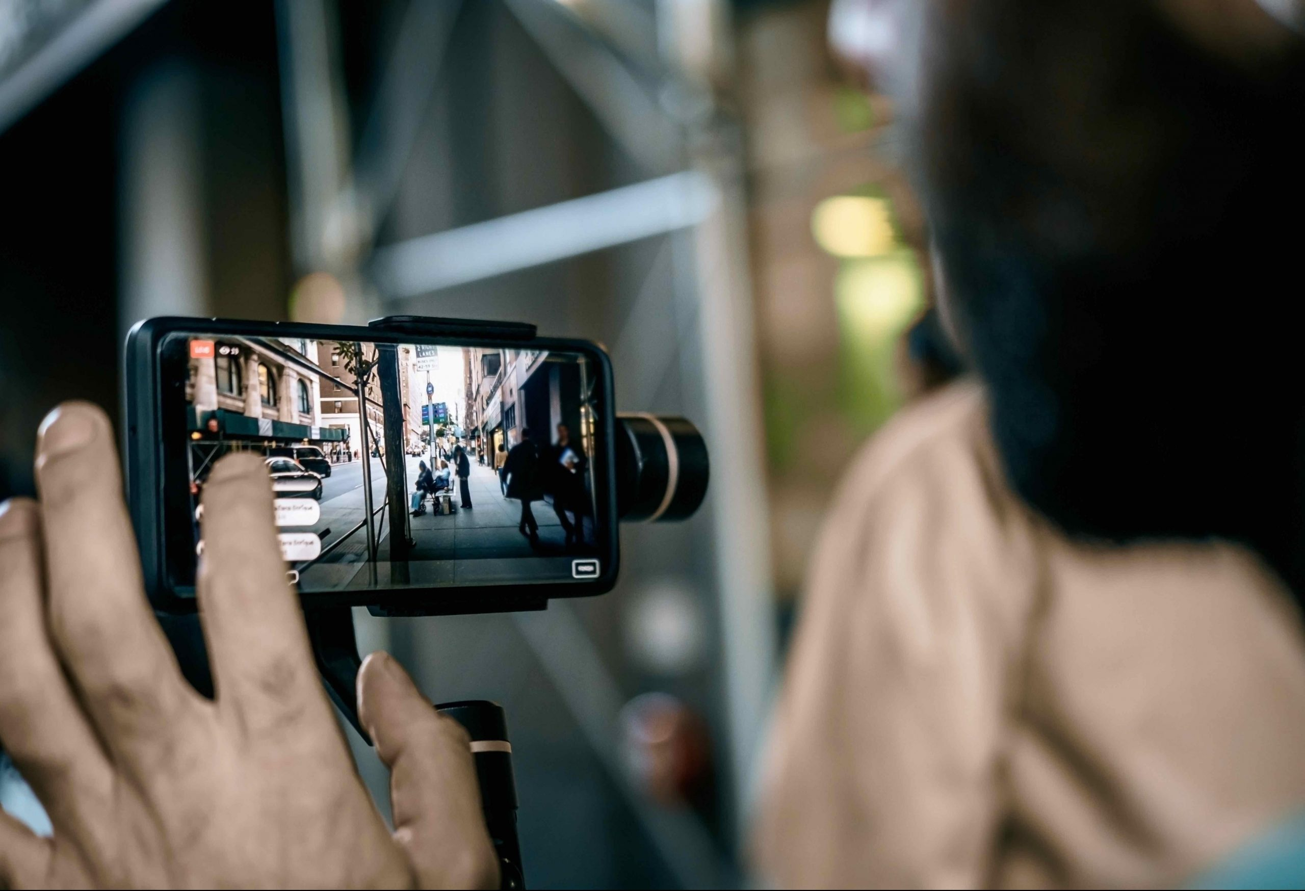 Are smartphones OK for business video?